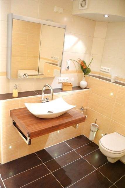 Modernes Badezimmer, Haus Grenzenlos